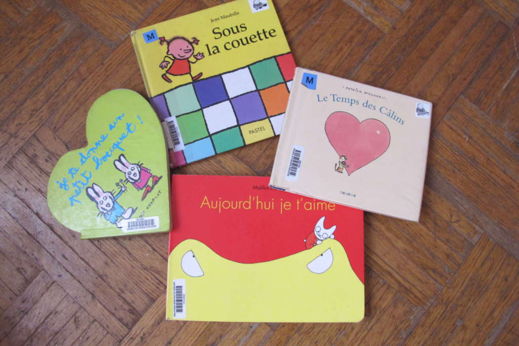 lecture jeunesse : des livres parlant d'amour et d'amitié