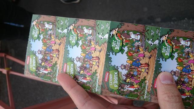 place parc asterix