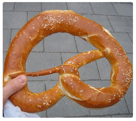 pretzel usa