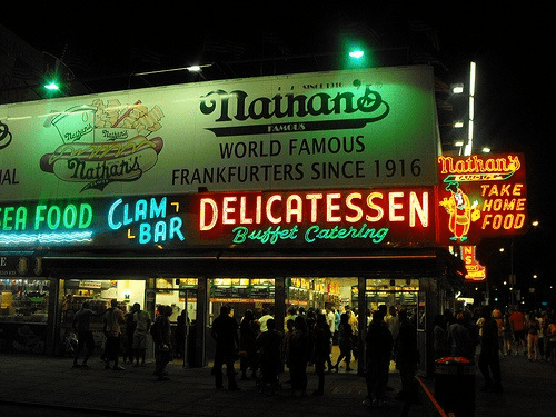 delicatessen USA new york