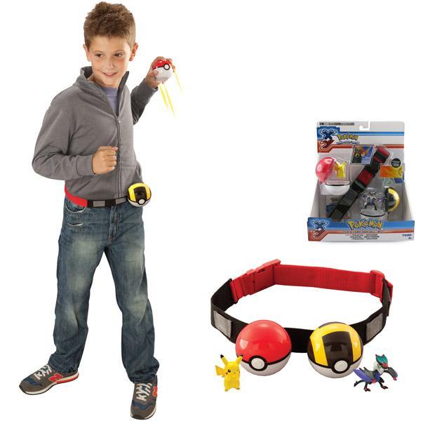 ceinture pokemon dresseur