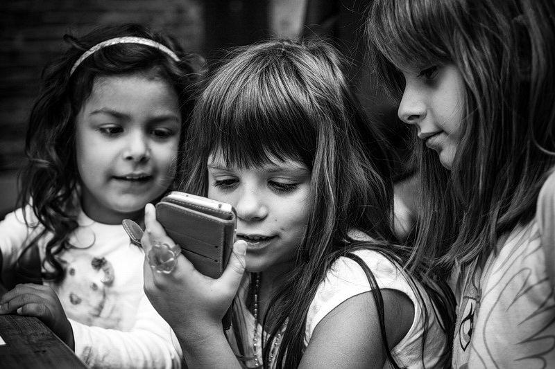 à quel âge le téléphone pour les enfants ?