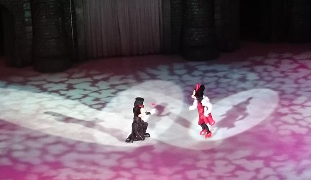 disney sur glace 100 ans de magie