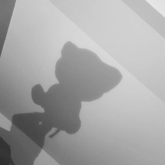 jeu d'ombre
