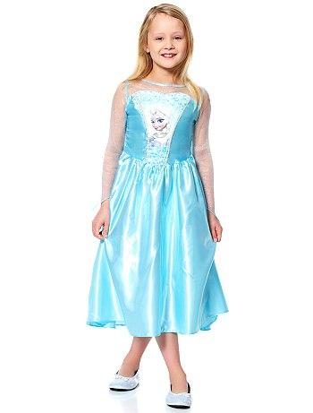 déguisement robe elsa reine des neiges