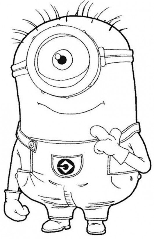 coloriage-minion-01