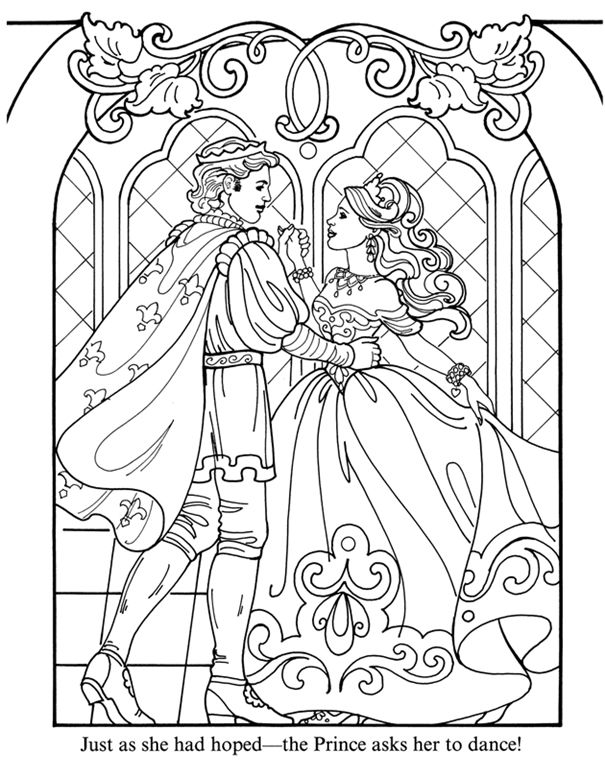 coloriage médiéval