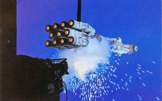 'Star Wars' behind the scenes