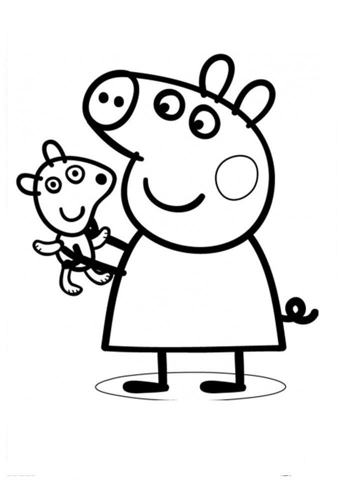 coloriage-peppa-pig-01