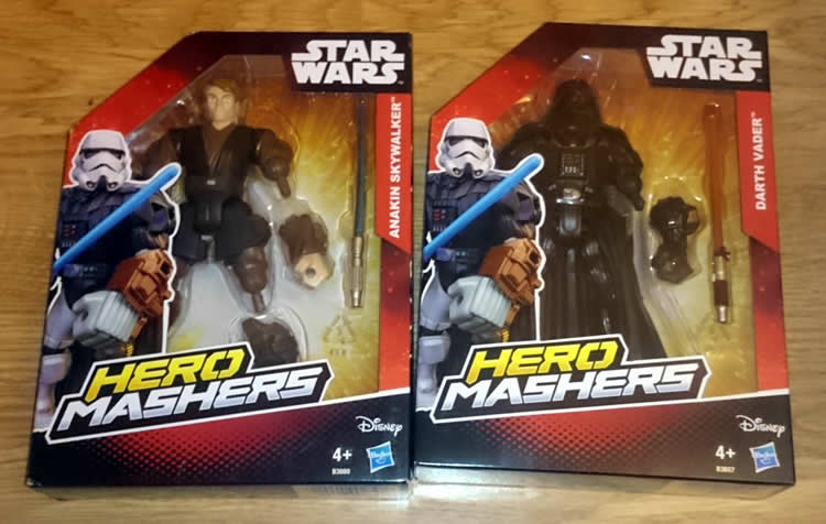 Hero Masher Star Wars