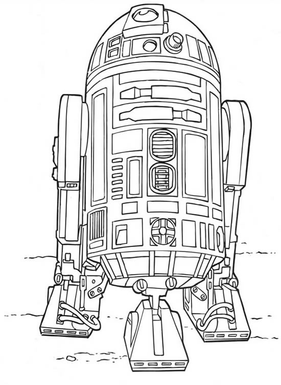 Force Character Design From Life Drawing Pdf Free : Coloriage star wars � imprimer
