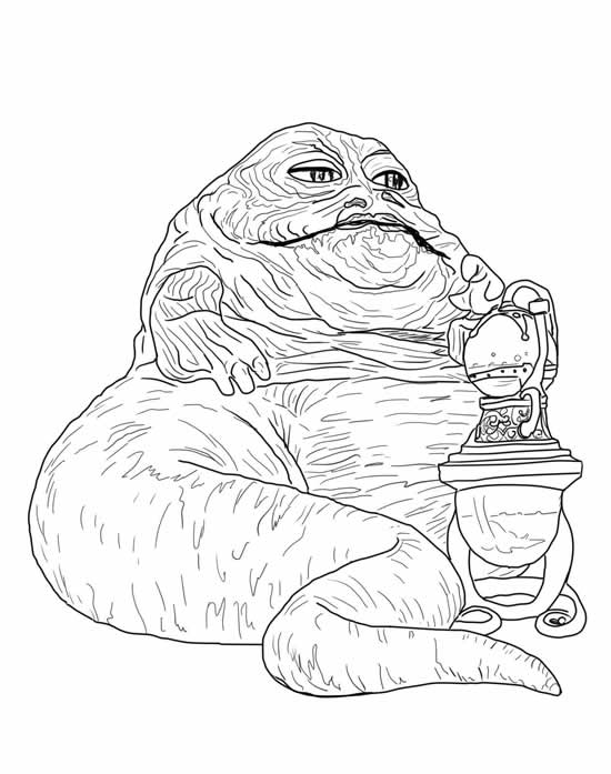 jabba-the-hutt-coloring-page