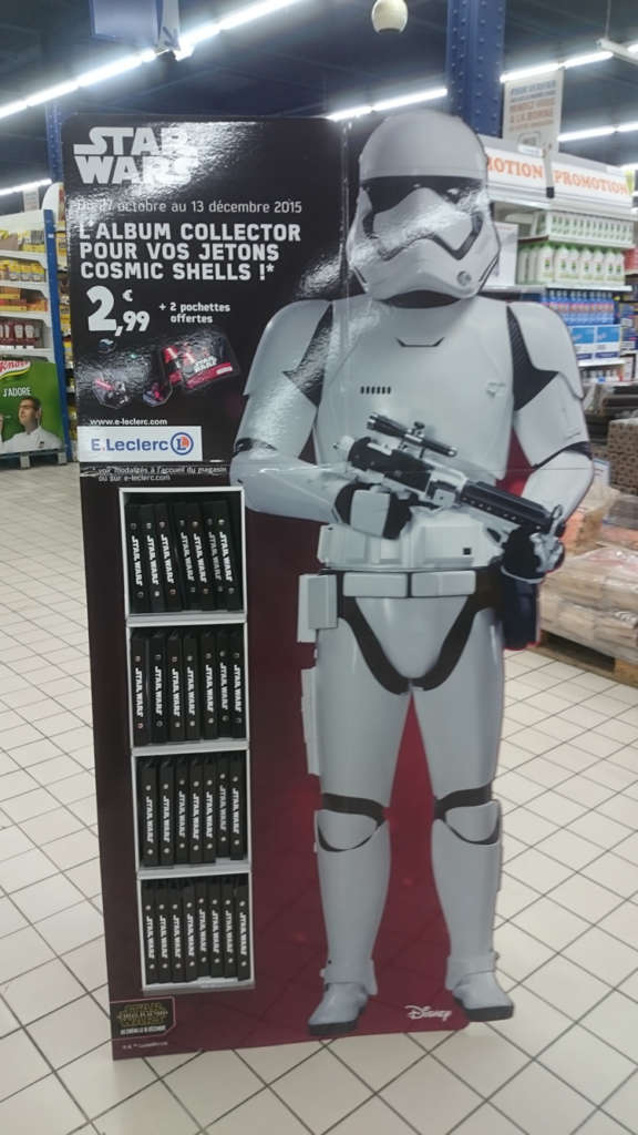 licence-star-wars-eleclerc-catalogue-collector