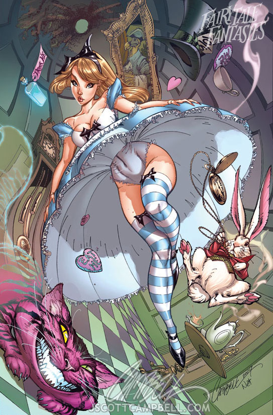 alice-in-wonderland-02-calendrier-j-scott-campbell