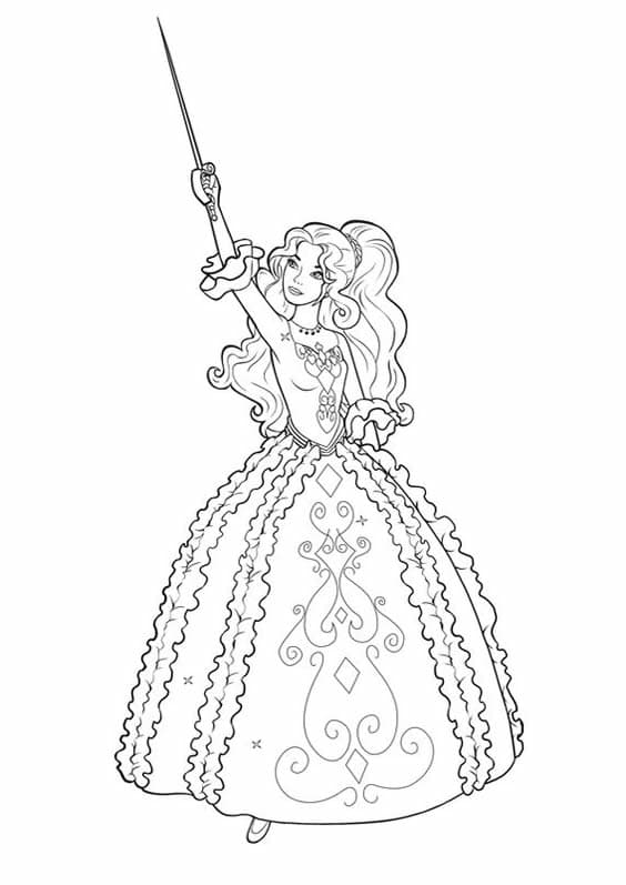 barbie-coloriage-3-mousquetaire