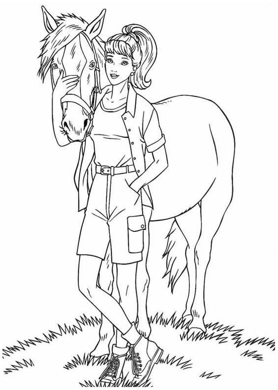 coloriage-barbie-cheval-01