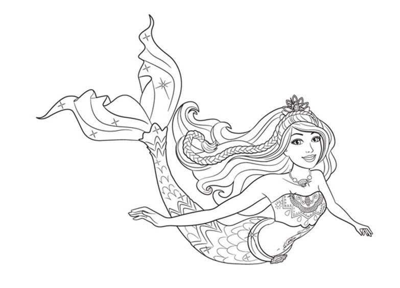 coloriage-barbie-marmaid-01