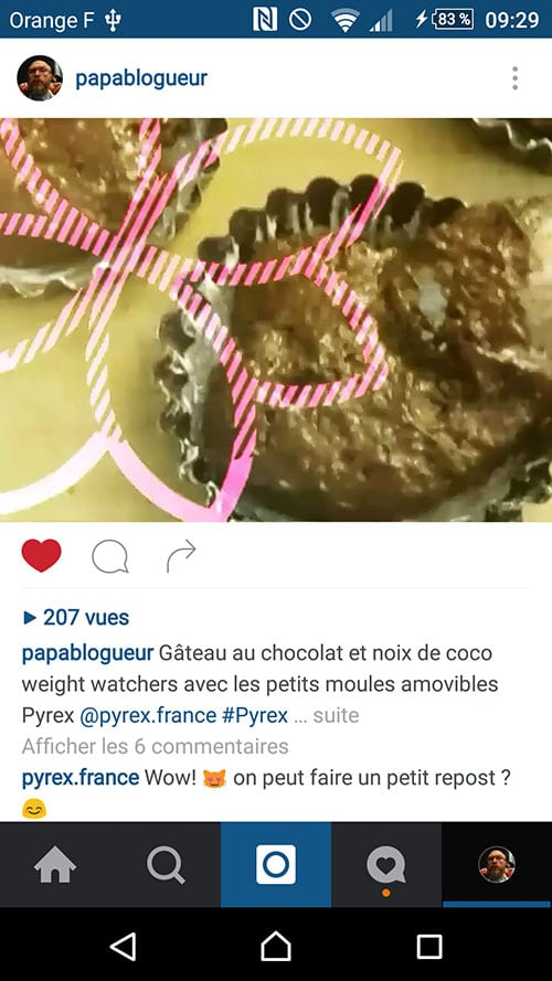 instagram-papablogueur