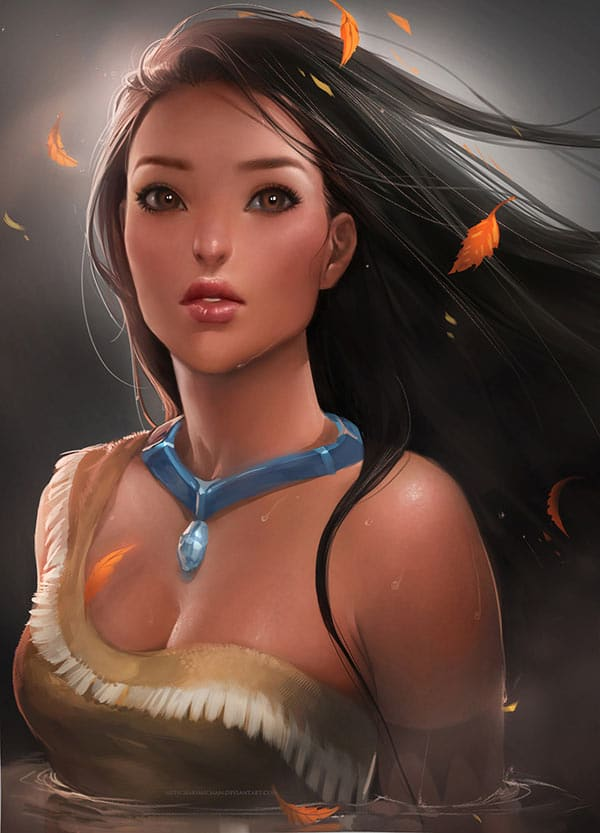 pocahontas-princess-disney-sakimi-cham