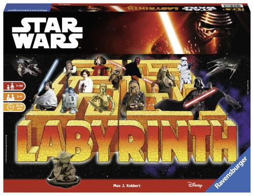 Star Wars Labyrinth VII Ravensburger