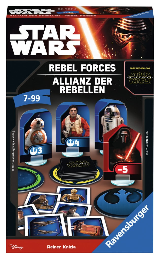 STAR WARS VII Rebel Forces