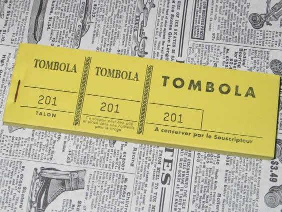 info pour modèles à la mode super pas cher se compare à 10 excuses pour refuser d'acheter des tickets de Tombola