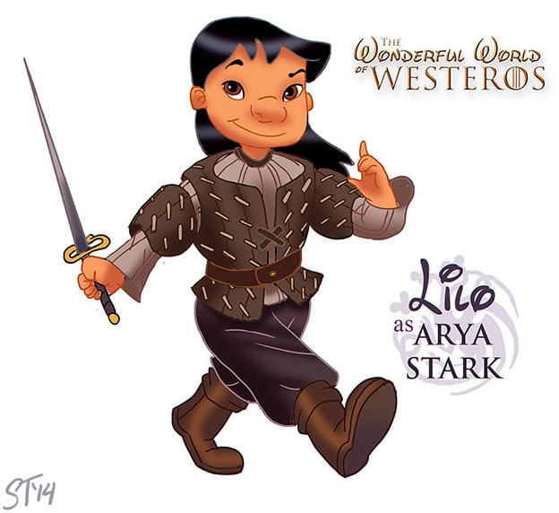 lilo-game-of-thornes-arya-stark-djedjehuti