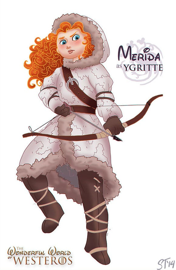 merida-game-of-thornes-ygritte-djedjehuti