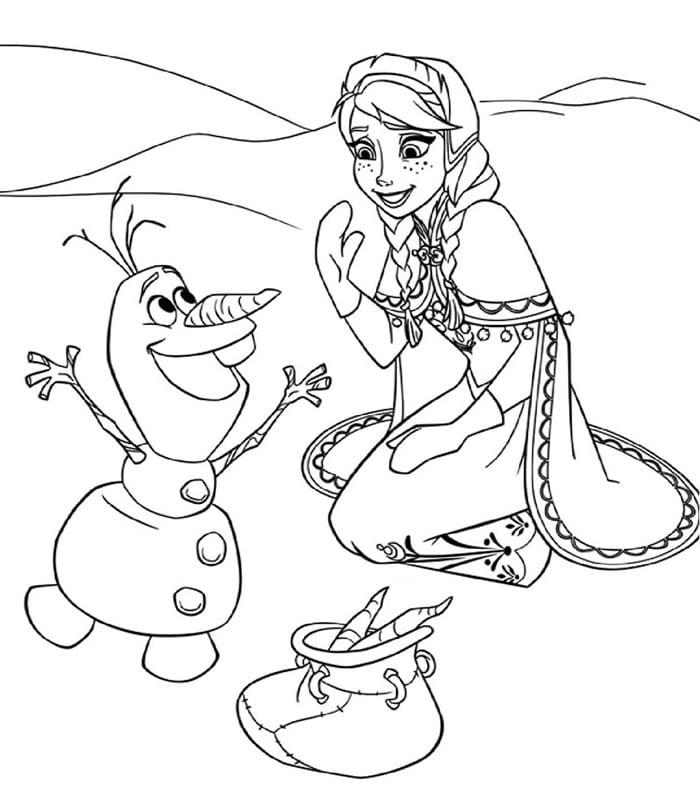 Coloriages grauits imprimer frozen - Dessin a imprimer la reine des neiges ...