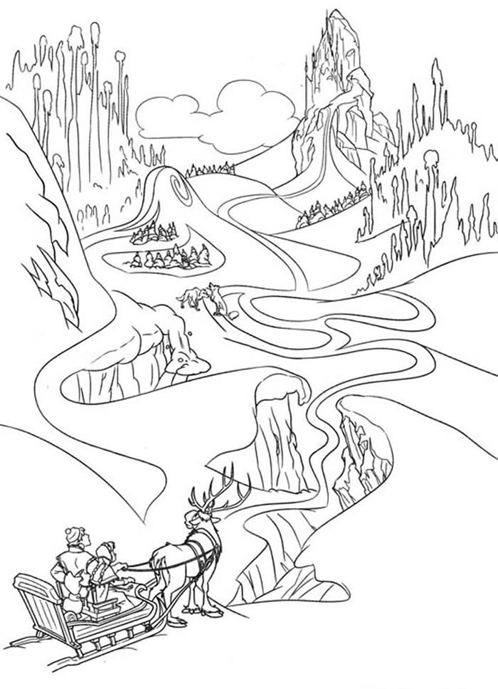coloriage-reinedesneiges-01