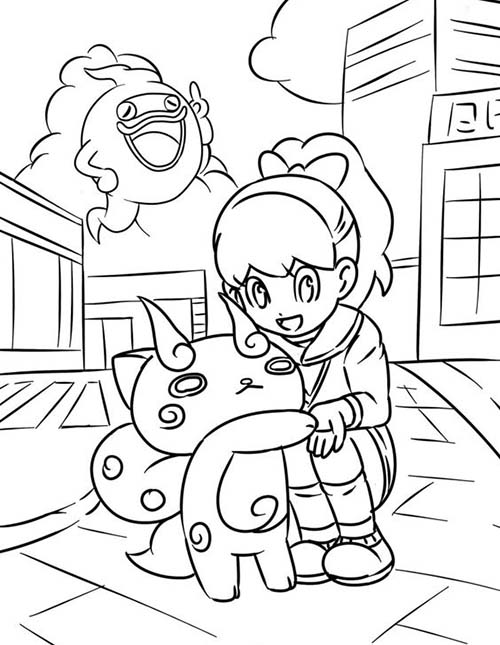 yo-kai-watch-coloriage