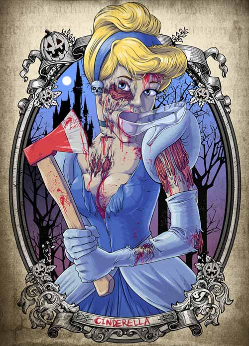 the_zombie_cinderella_princess_by_clocktowerman