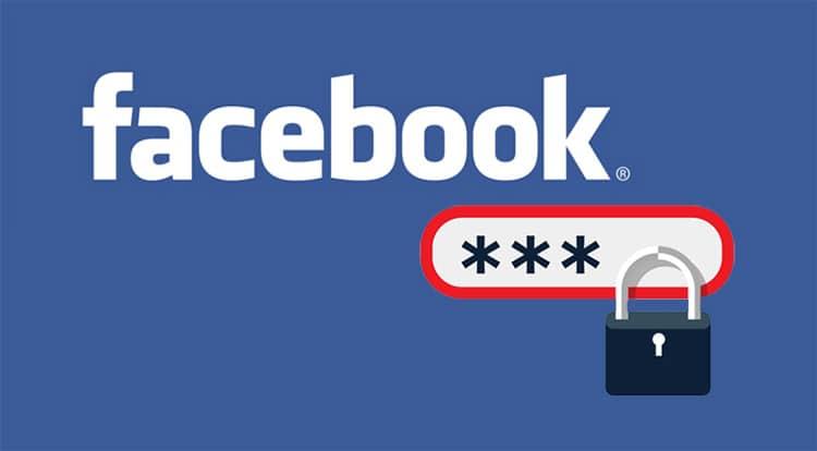 Tutoriel changement password réseau social Facebook