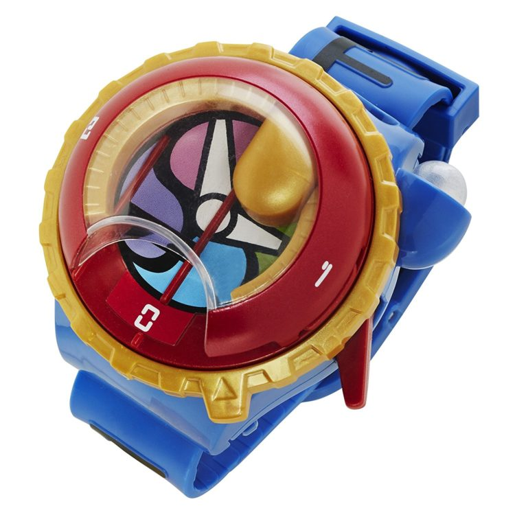 montre yokai watch 2.0 hasbro