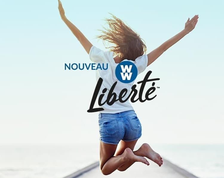 NOUVEAU PROGRAMME WEIGHT WATCHERS LIBERTE Novembre 2017