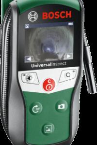 Caméra d'inspection UniversalInspect de Bosch