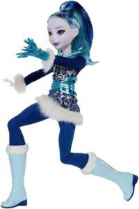heros girl dc comics frost poupée 30 cm