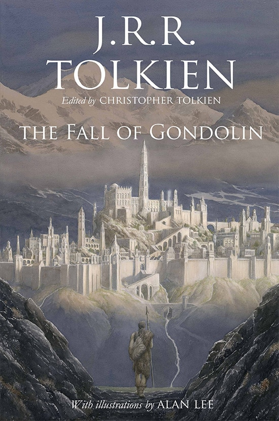 the fall of gondolin, tolkien