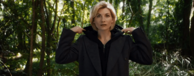 Jodie Whittaker onzième Doctor Who