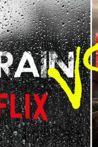 The Rain série Netflix et roman
