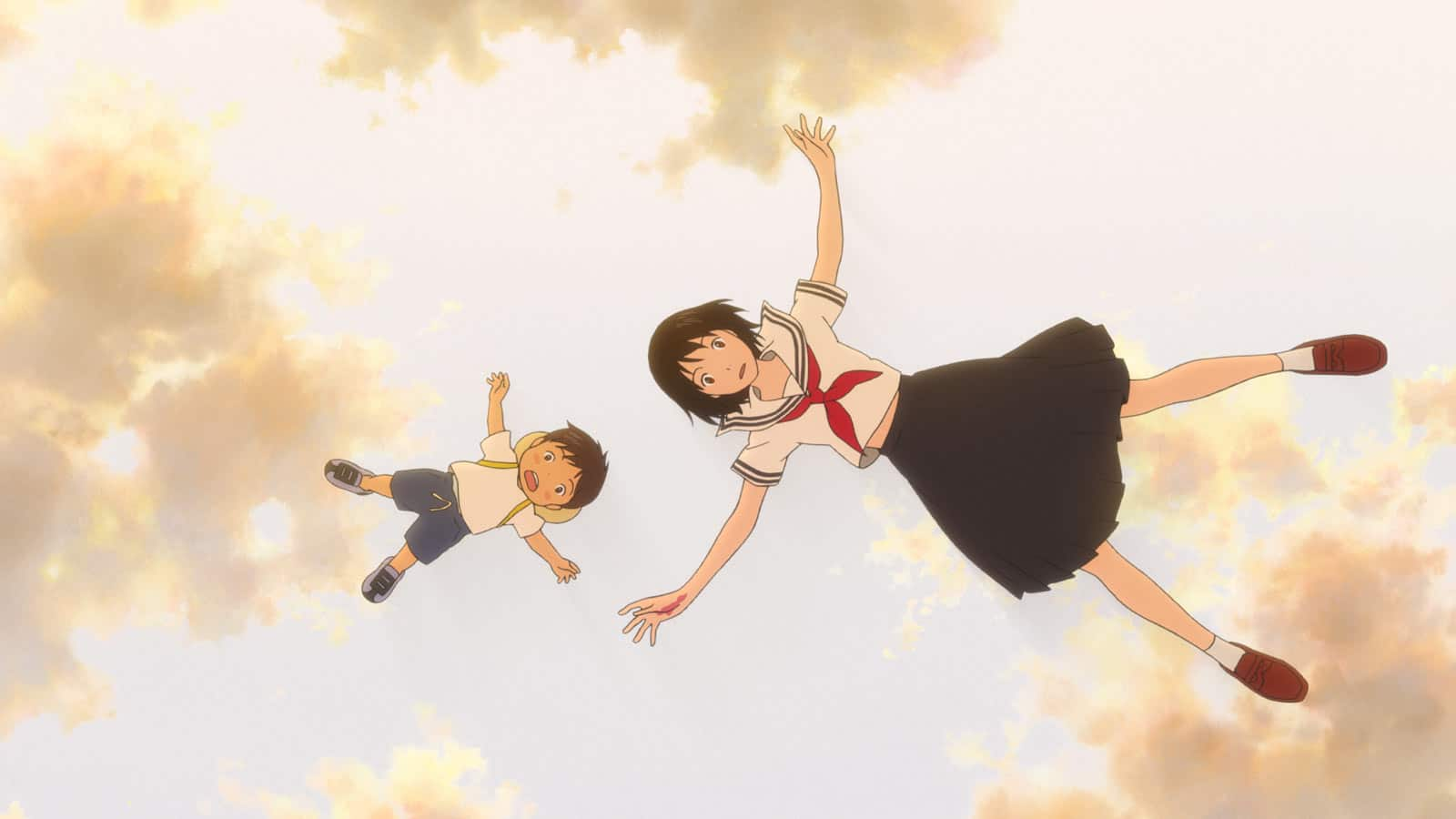 Mirai, ma petite soeur de Mamoru Hosoda