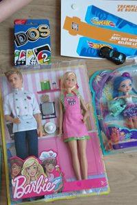 Nouveautés barbie, Enchantimals UNO été 2018