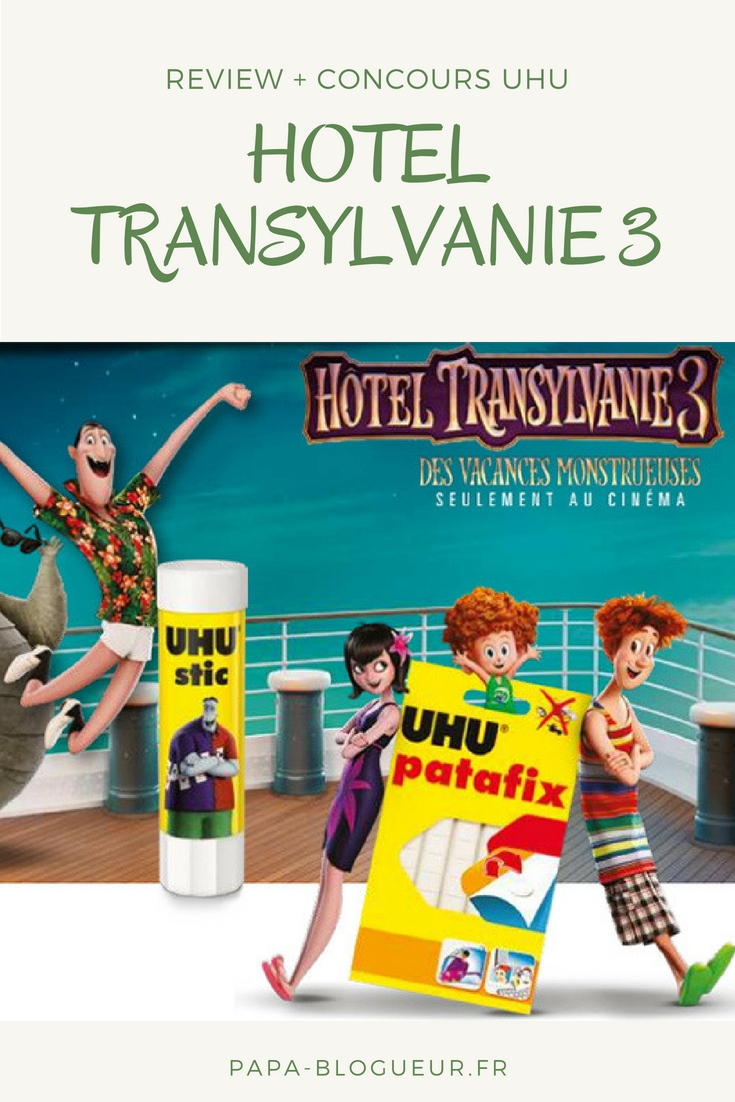 Concours UHU Hotel Transylvaie 3 #concours #uhu
