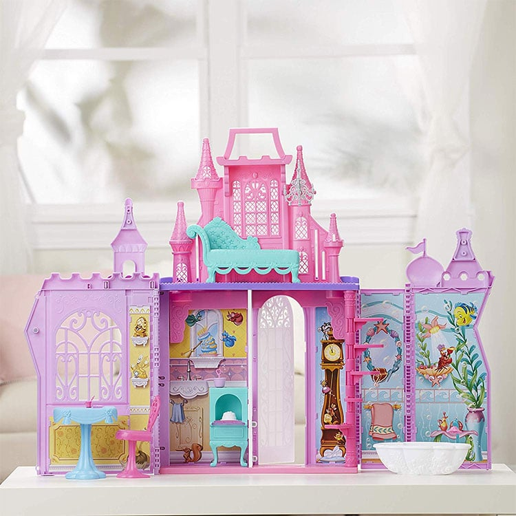Disney Princesses Pop Up Palace by Hasbro