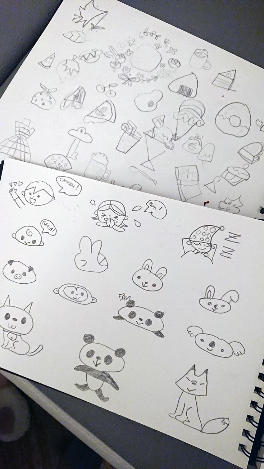 Apprendre A Dessiner Le Kawaii De Yooco Takashima Gallimard Jeunesse