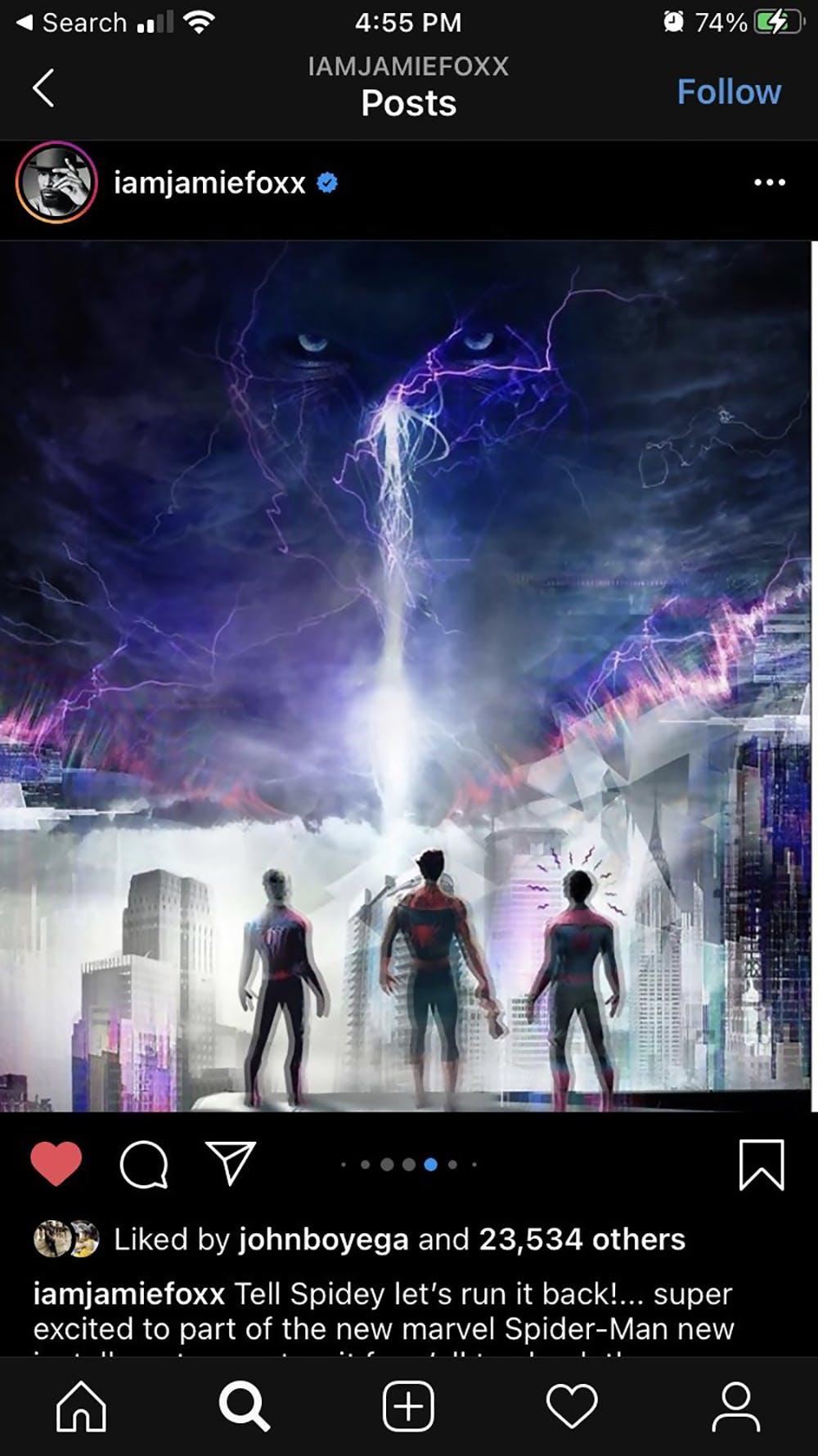 Disney aurait trouvé un accord pour faire apparaître les 3 acteurs Tobey Maguire, Andrew Garfield et Tom Holland
