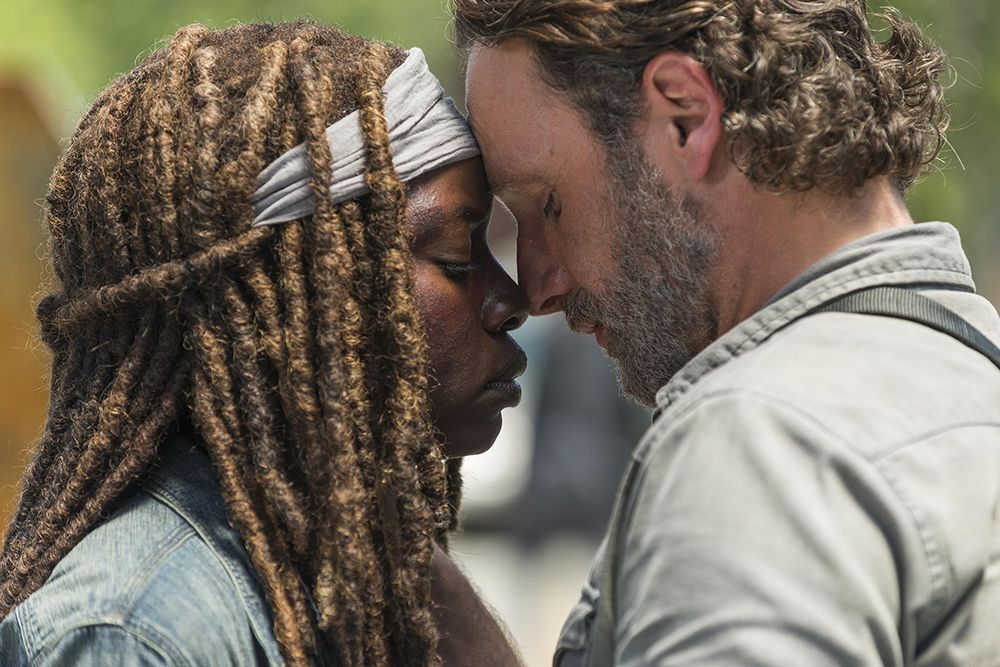 Michonne de retour dans The Walking Dead ?